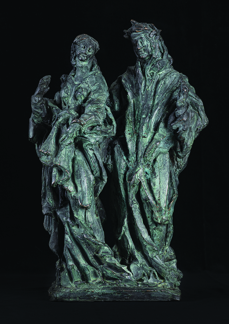 Dante e Beatrice di Giuseppe Ducrot